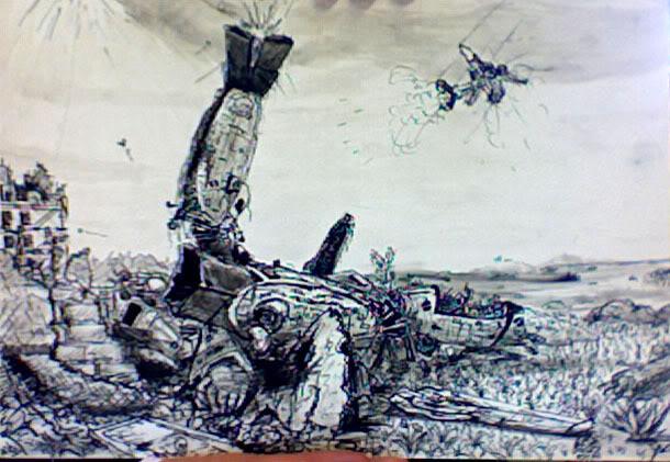 Nos coups de crayon, dessins et autres gribouillis... Photo42