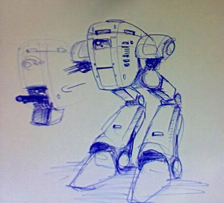 Robot de combat - Page 3 Robot-7