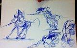 Nos coups de crayon, dessins et autres gribouillis... Th_Centaure-3