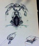 Nos coups de crayon, dessins et autres gribouillis... Th_Robot-1