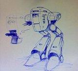 Nos coups de crayon, dessins et autres gribouillis... Th_Robot-7