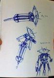 Nos coups de crayon, dessins et autres gribouillis... Th_Robot-8