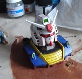 RX-78-02 Gundam head (Gundam the Origin) Th_DSC03244