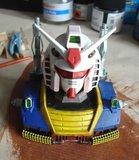 RX-78-02 Gundam head (Gundam the Origin) Th_DSC03271