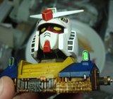RX-78-02 Gundam head (Gundam the Origin) Th_DSC03329