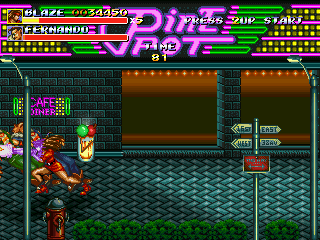 Streets of Rage Remake Screenshots Boss1double