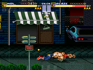 Streets of Rage Remake Screenshots Dirtymax