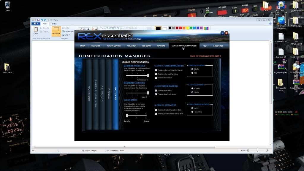 REX Essential! É o que realmente estão falando? (EDITADO, adicionei fotos da configuração da Engine) 4