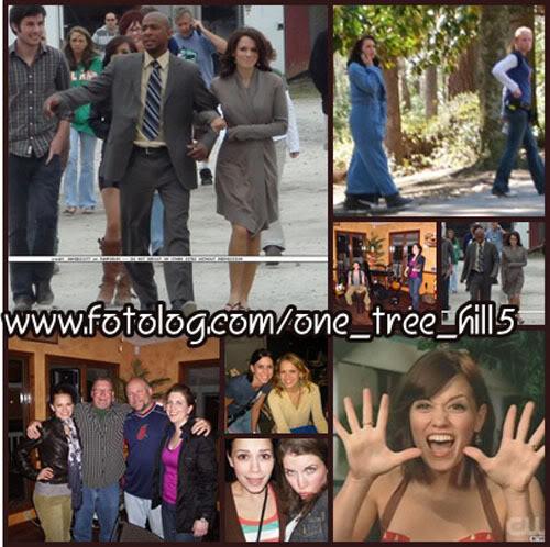 Fotos e Vídeos do Elenco de One Tree Hill nos Sets de Filmagem 1237723282358_f
