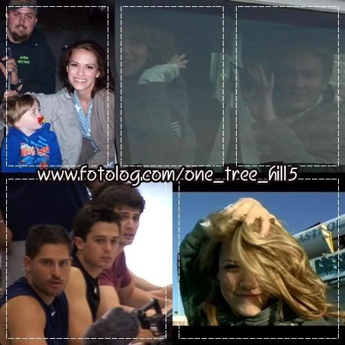 Fotos e Vídeos do Elenco de One Tree Hill nos Sets de Filmagem 1237760230073_f