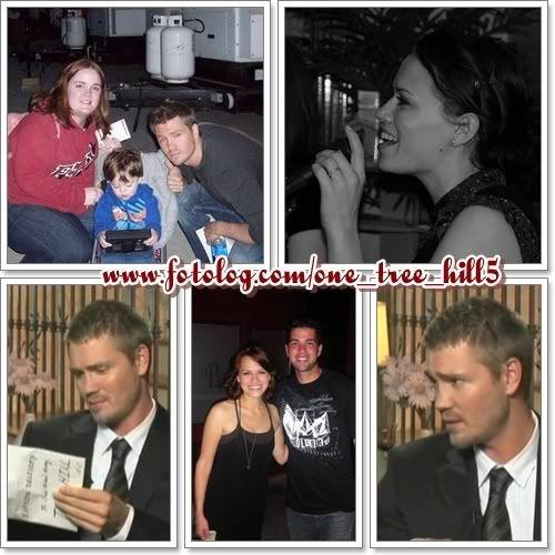 Fotos e Vídeos do Elenco de One Tree Hill nos Sets de Filmagem 1237975402223_f