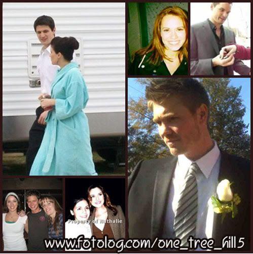 Fotos e Vídeos do Elenco de One Tree Hill nos Sets de Filmagem 1238255633701_f