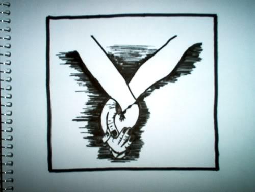 Desenhos da Peyton - OTH 21