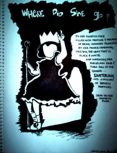 Desenhos da Peyton - OTH 22-1