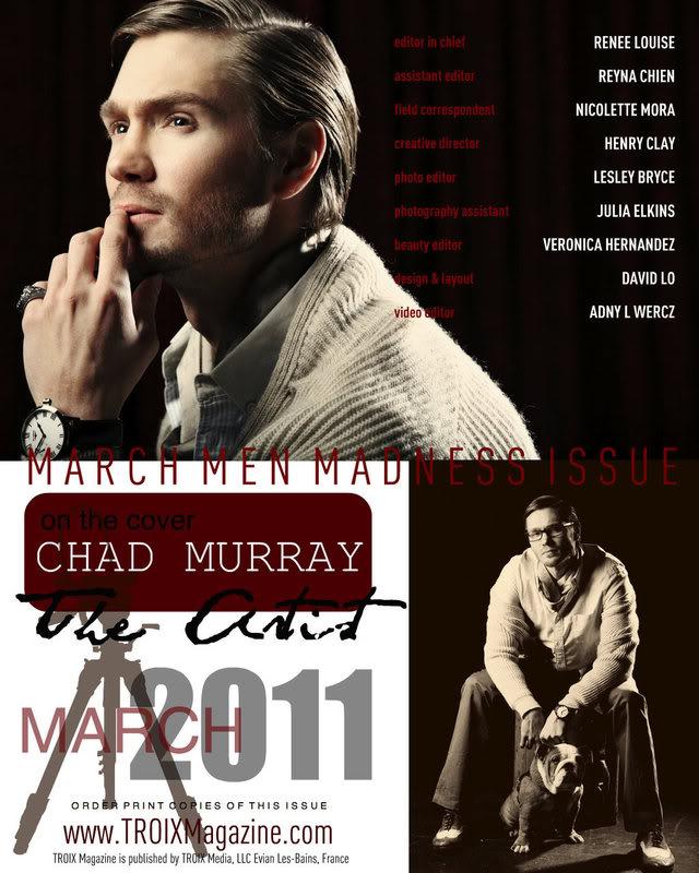 Fotos, vídeos do Chad Michael Murray - Lucas Scott - Página 5 02
