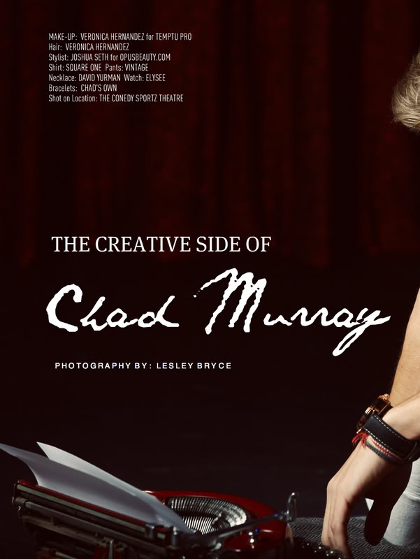 Fotos, vídeos do Chad Michael Murray - Lucas Scott - Página 5 04