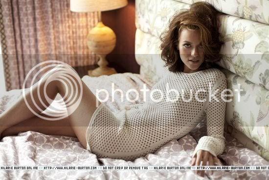Fotos e Entrevista da Hilarie Burton - Peyton Swayer - Página 2 Delman11