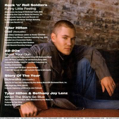 MERCHANDISE SCANS - ONE TREE HILL Normal003