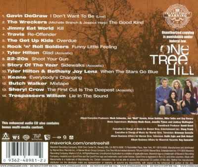 MERCHANDISE SCANS - ONE TREE HILL Normal006