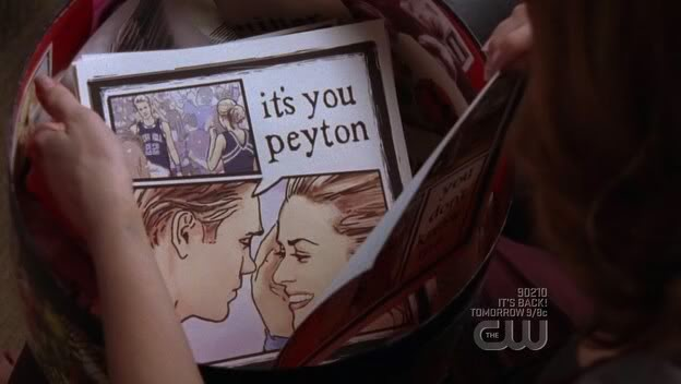 Desenhos da Peyton - OTH Lg347
