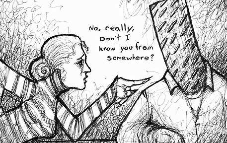 Desenhos da Peyton - OTH Myart-sketches8