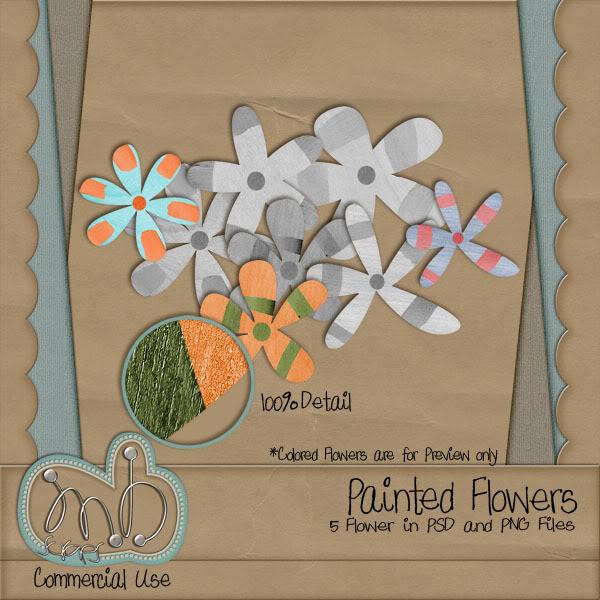 Flowers!!! MBscraps_PaintedFlowers_pre