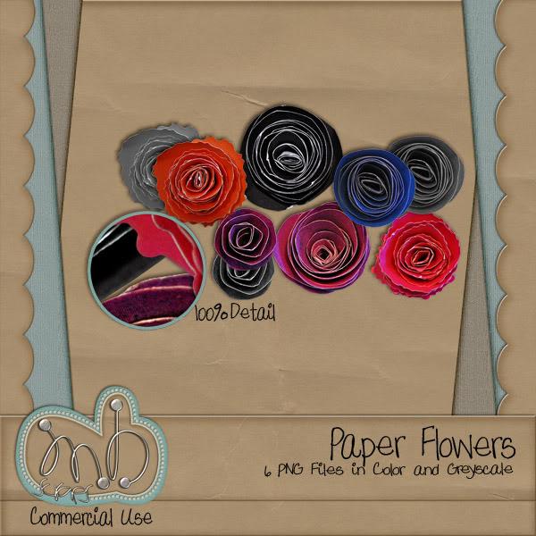 Flowers!!! MBscraps_Paperflowers