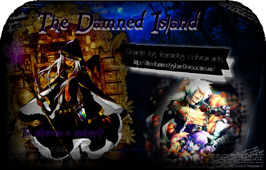The Damned Island