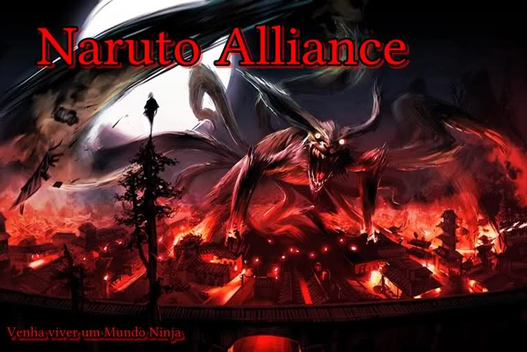 Naruto Alliance RPG