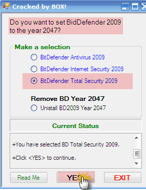 عاد capo بحصرياته BitDefender Total Security 2009 9-22-20088-53-40AM