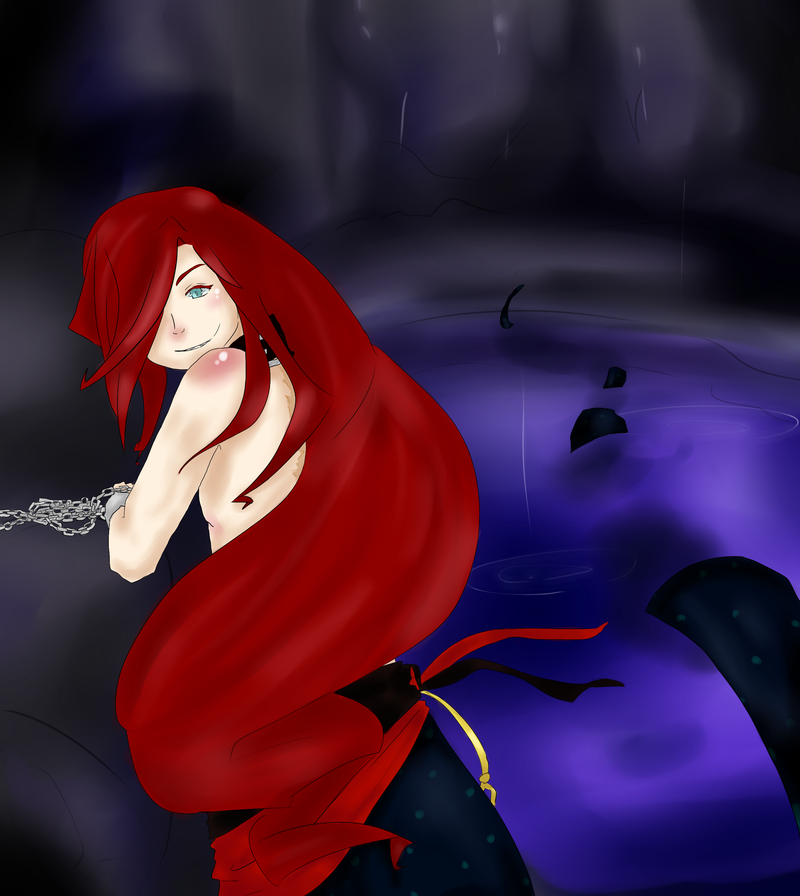 Amaya R. Sparda's Characters Slithery_waters_by_songofsoka-d2yjkka-2