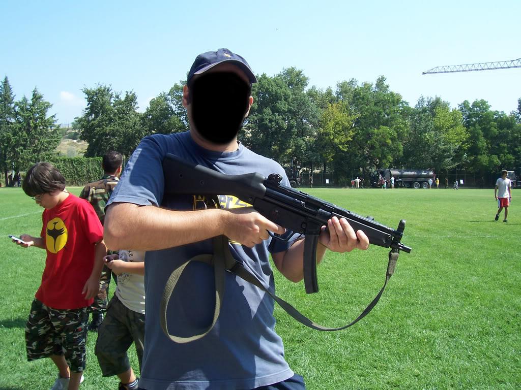 Heckler & Koch Автоматски пушки 416, 417, G28, M27 IAR, G36 SlikaARM5