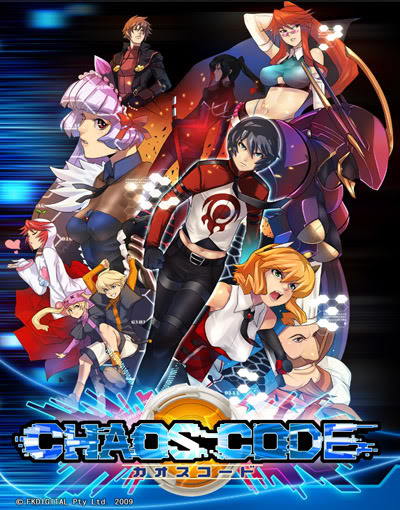 Chaos Code 090506CCHP