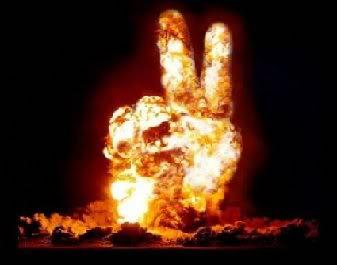 Explosions Peaceexplosion
