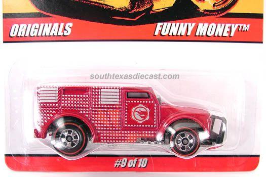 Novo RLC, Funny Money M1595