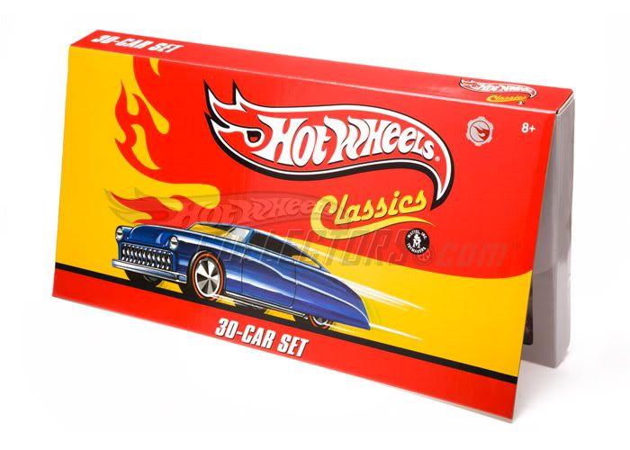 Pack 30 HW Classic Classics_set_32987