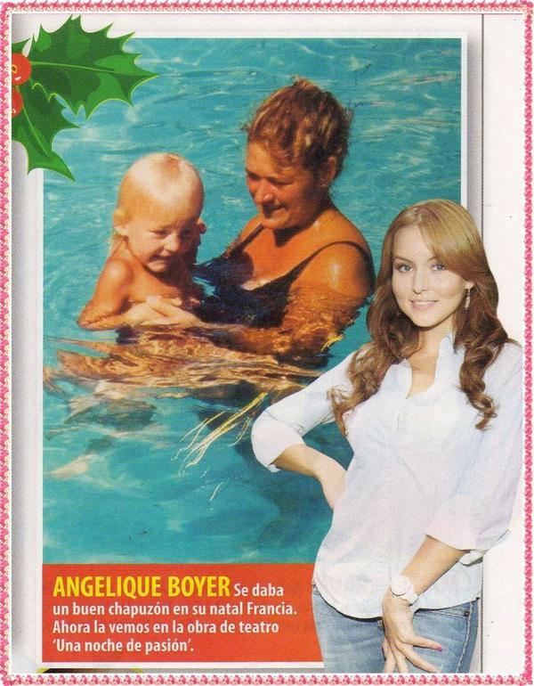 ანჯელიკ  ბოიერი // Angelique Boyer #3 - Page 2 Bb29c223a5cbcd571e299391a6454b35