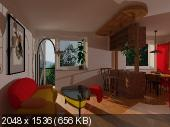 Рендер проекта из Аркон в Синеме - Страница 12 4d722dde76f86d59491ec8e13499c5fd
