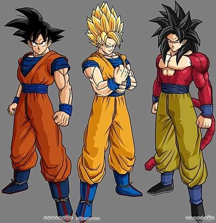 Reto de imagenes de Anime!!!!!!!! - Página 2 Goku