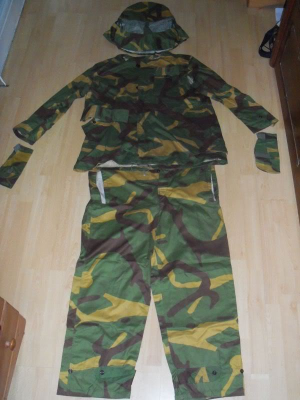 JNA  camouflage sniper suit 100_2183
