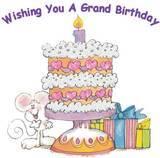 *** Happy Birthday Afra*** Thgrandbirthday