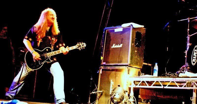 Mick Box à l'honneur UriahHeepGuilfest133
