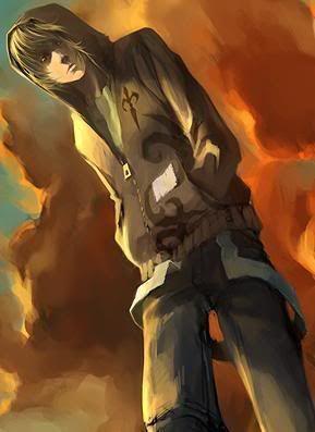 The Snake, Hunter Kieff Anime-hoodie-male