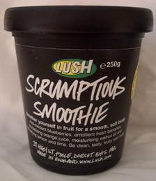 Scrumptious smoothie Scrumptious