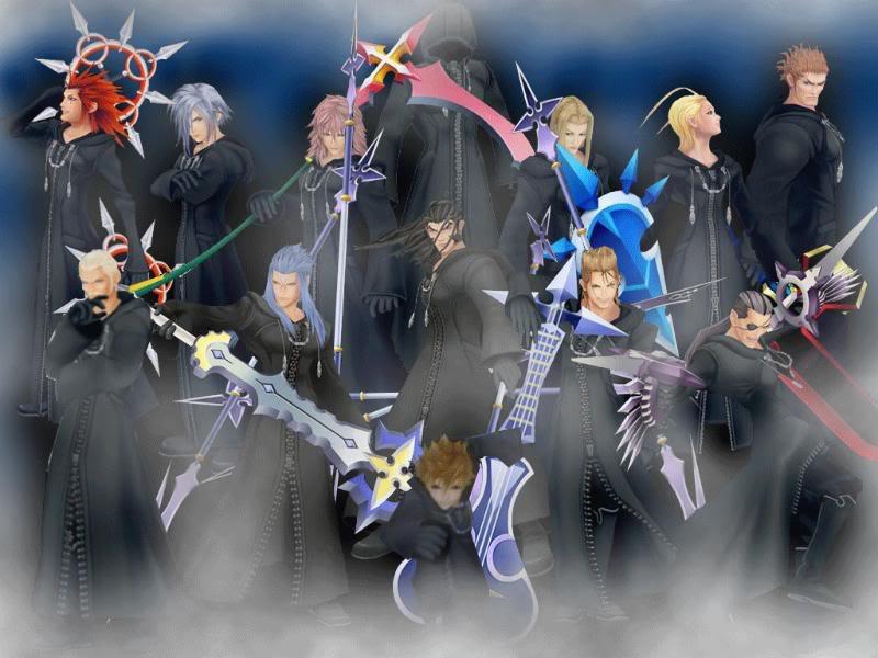 Kingdom Hearts FC 13