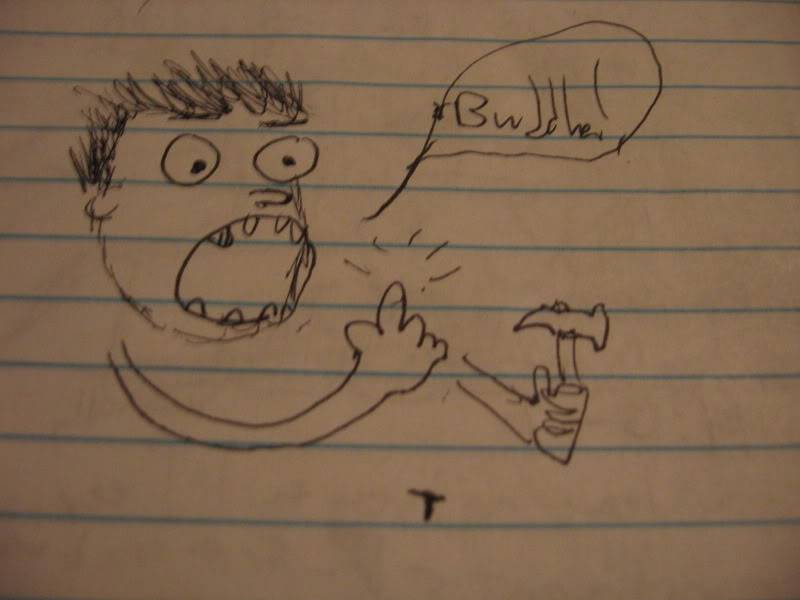 The sloth can not draw.. doodle maybe, but not draw. Dont believe his lies IMG_1102