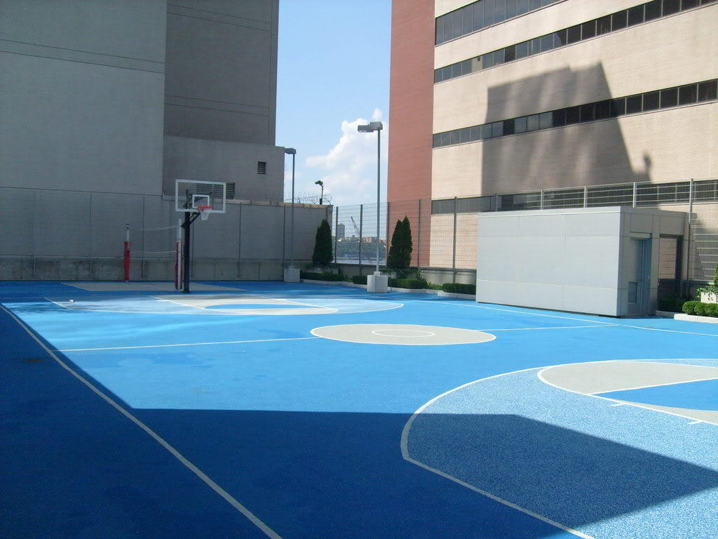 Outdoor Basketball Courts S7300062