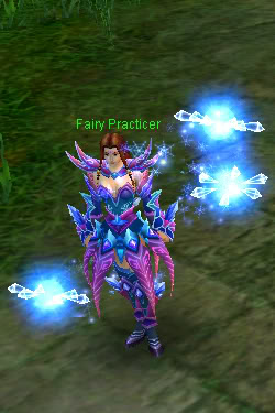 História Talisman Online Fairy