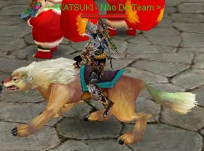 História Talisman Online Lobo