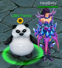 História Talisman Online Panda